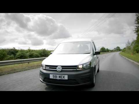 The New Volkswagen Caddy | Technology | Volkswagen Commercial Vehicles