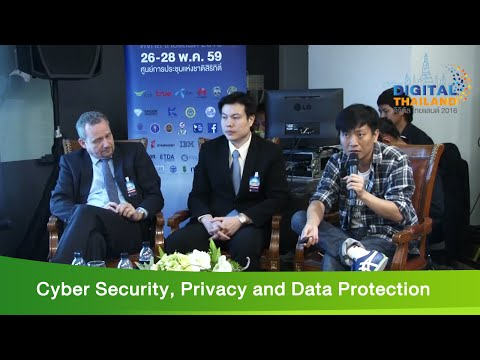Cyber Security, Privacy and Data Protection