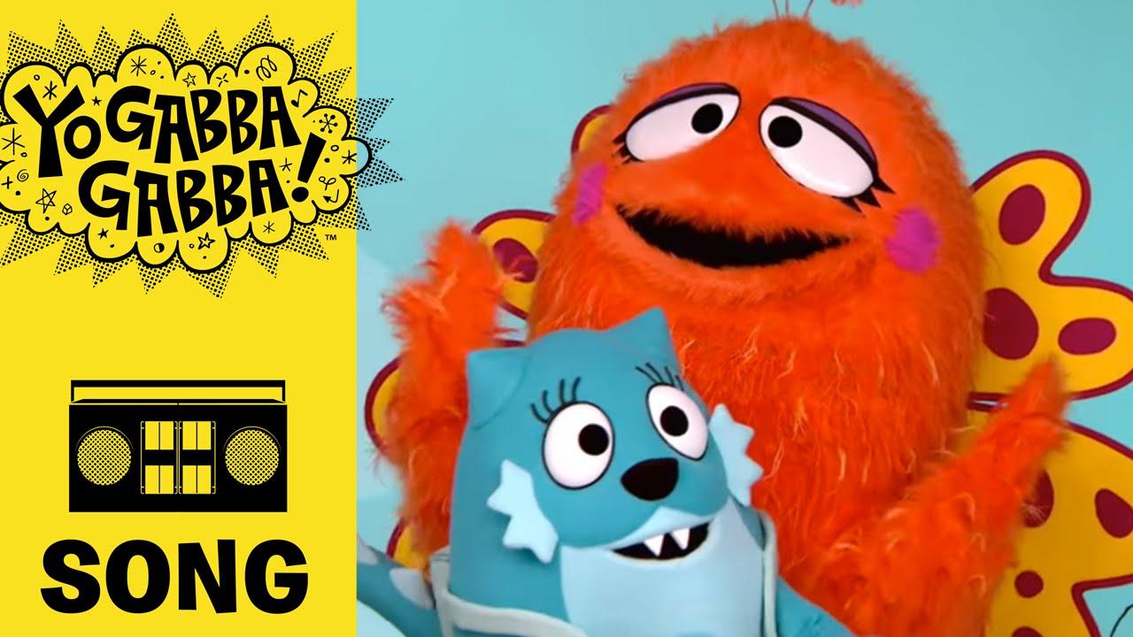 Barbara's Flying Song - Marissa J Winkour -Yo Gabba Gabba! - YouTube