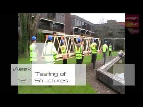 CIVIL @ UL Year 1 - Design & Build Project 2014