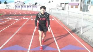 Consejos para velocidad de 50 a 400 metros: Alex Dominguez Show