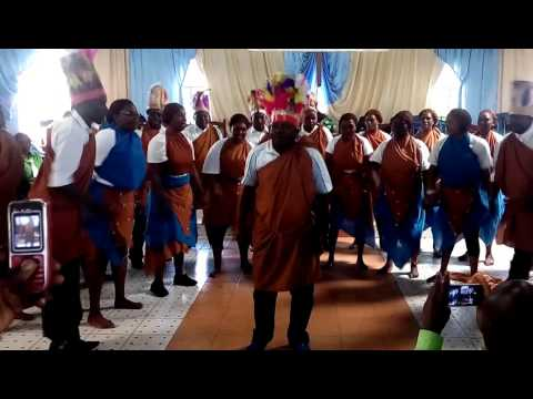 PCEA Kikuyu township choir