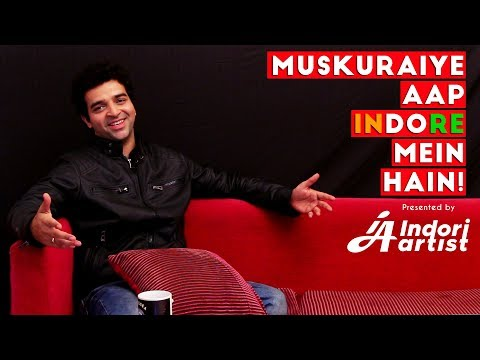 Muskuraiye Aap Indore mein Hain| Indore| Indori Artist|Pushpanshu Khale||Poetry||Indore no 1