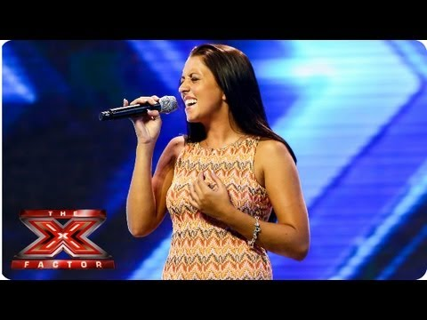 Stephanie Woods sings Songbird by Eva Cassidy - Arena Auditions ...