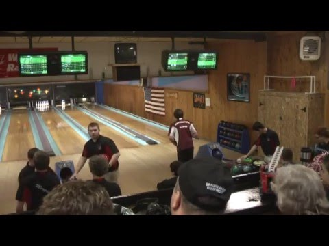 NCCS - Beekmantown B-Boys Bowling  1-20-16