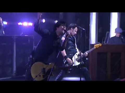 green day Murder City live