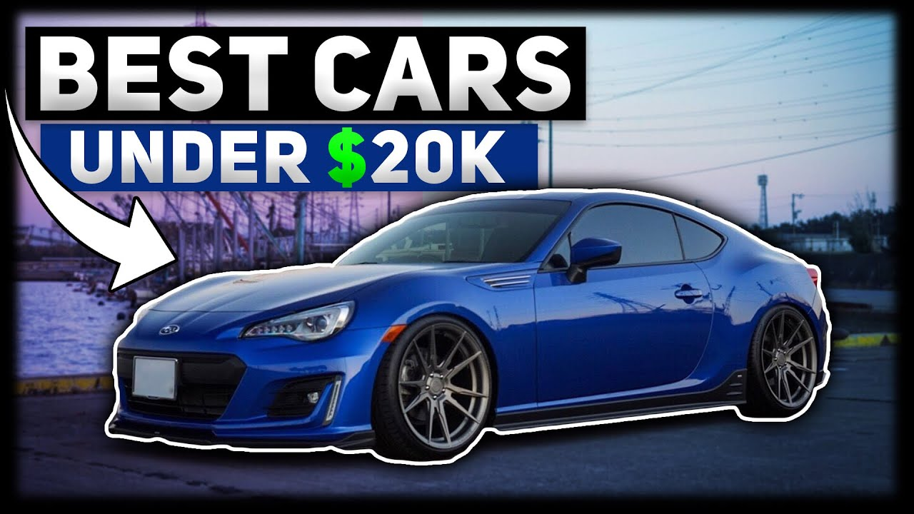Cars Under 20k >> Best First Cars To Buy Under 20k Top 3 Used Cars To Buy