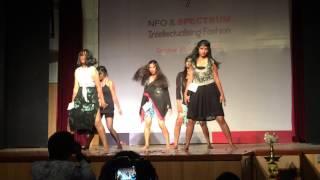 Zombie Dance @ NIFT SPECTRUM