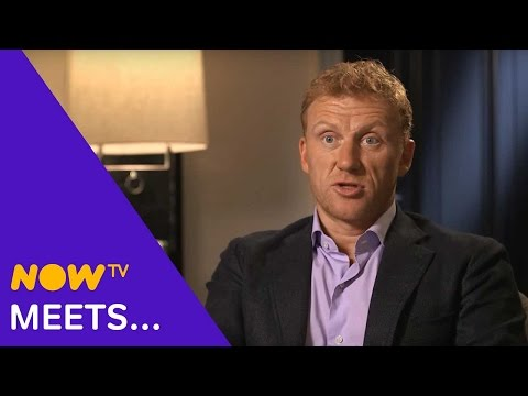NOW TV Meets...Kevin McKidd from Grey's Anatomy