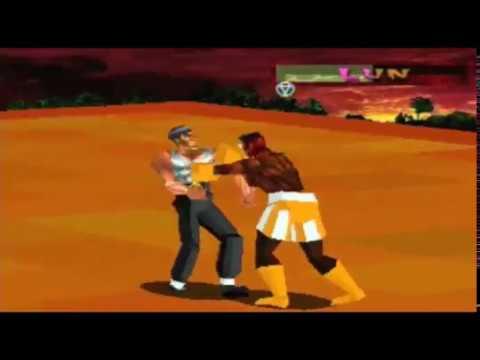 Fight for Life - Real Atari Jaguar Gameplay