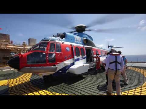 ROSNEFT OIL & GAS - OFFSHORE DOCUMENTATION – Cameraman Peter