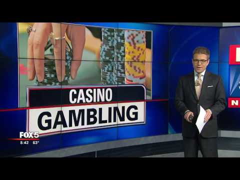 Georgia's casino gambling bill back from the dead