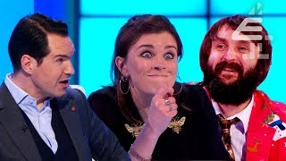 Does Aisling Bea Look Like a Female Jimmy Carr?? | 8 Out of 10 Cats | Best of Aisling Series 19