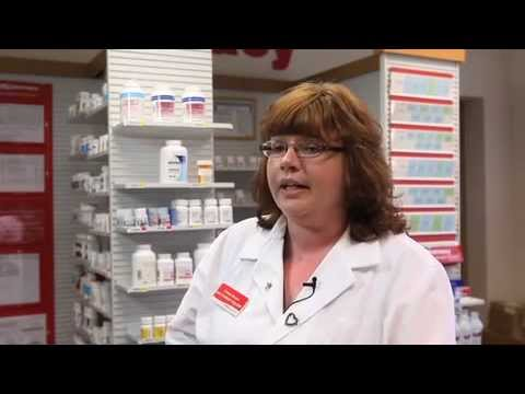 pharmacy technicians coursework