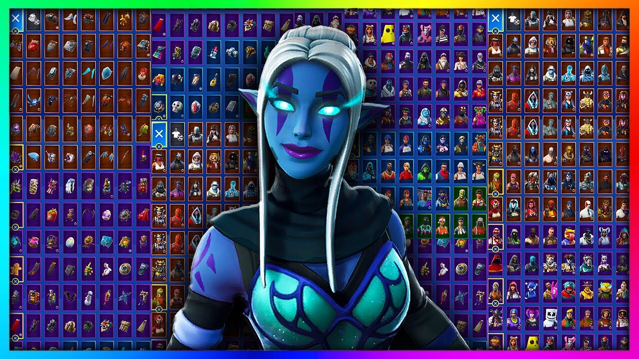 New Night Ember All Back Bling Combinations In Fortnite 121