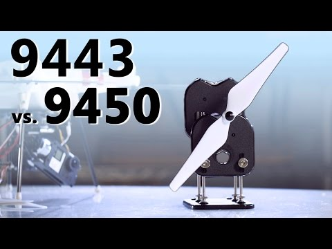 DJI Prop Test Part 2 - Counterfeit vs. Genuine