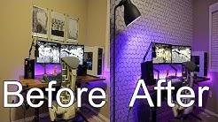 Home Office Setup Decor Ideas   3 DIY Tips for Wall Treatments