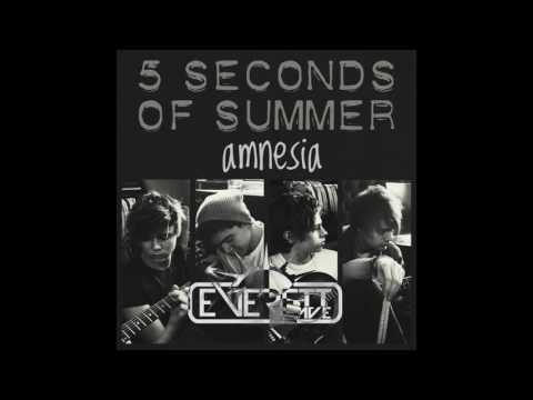 5 Seconds of Summer- Amnesia (Everett Ave Remix)