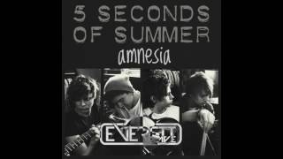 5 Seconds of Summer- Amnesia (Everett Ave Remix)