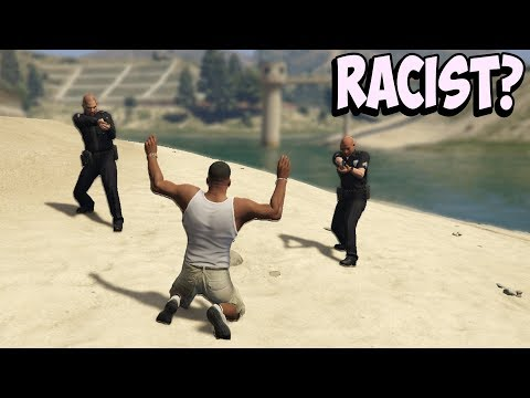 Are GTA 5 Cops Racist?
