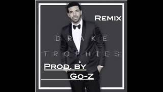 Trophies Remix Instrumental © Prod by Go Z ***Free Download***