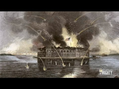 Today in Military History: 4/12 - American Civil War begins