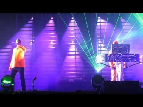 Pet Shop Boys - Go West & Vocal [Festival SOS 4.8 Murcia, Spain]