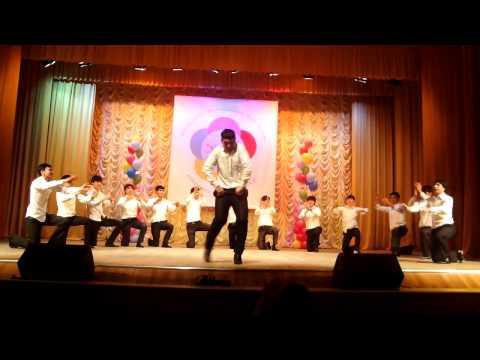 turkmen dance in lipetsk