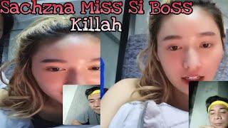 Sachzna Laparan X Jomar Lovena Bigo Live April 13_Part 1// Miss Niya si Boss Killah
