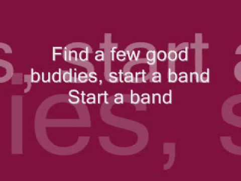 Start A Band By Brad Paisley and Keith Urban [with Lyrics]