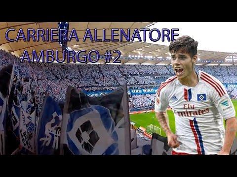 WEIGL ALL' AMBURGO!! - CARRIERA ALLENATORE AMBURGO #2