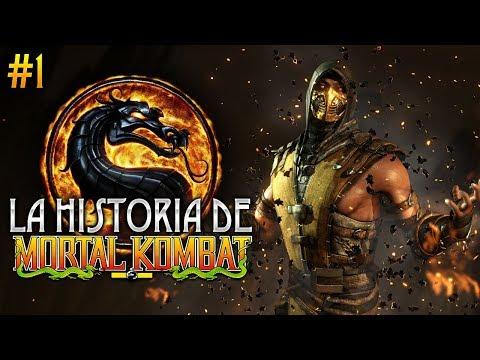 La Historia de Mortal Kombat: Epilogo - Creación de los reinos,  El Ser Único, El Huevo Dragón thumbnail