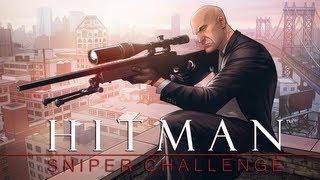 Hitman Sniper: Challenge - Gameplay [HD]
