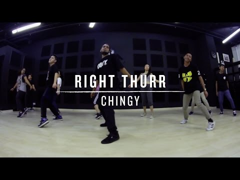 Right Thurr (Chingy) | Daniel Choreography