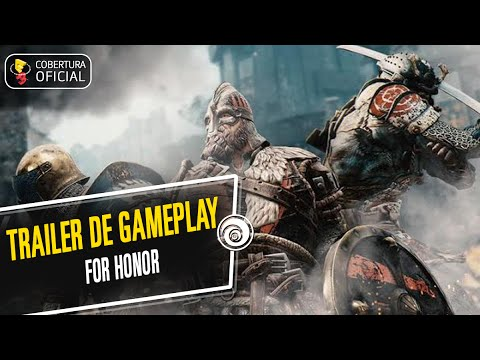 For Honor - Trailer de Gameplay [E3 2015]