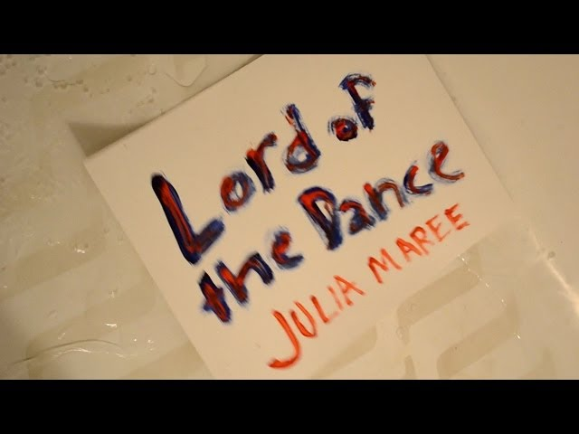 Julia Maree - Lord of the Dance (Cover) #21hourvideo2014