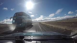 Ushuaia - Bariloche Ruta 40 Patagonia Time Lapse