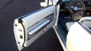 1965 Ford Galaxie 500 XL Convertible Start up and Running For Sale Now!