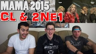 2015 MAMA CL Hello Bitches and 2NE1 Fire Reaction MP3