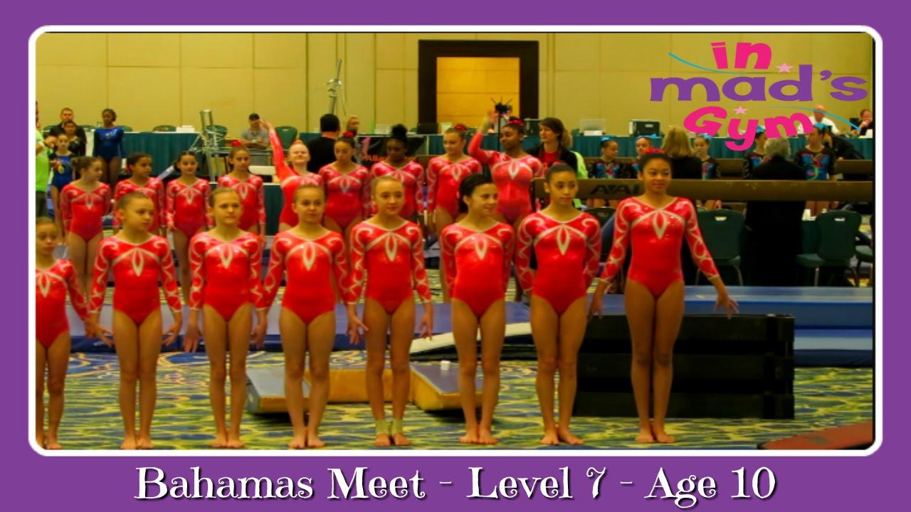 crown gymnastics meet