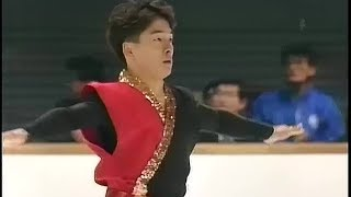 鍵山正和 Masakazu Kagiyama 1991 NHK Trophy - Original Program 八木節