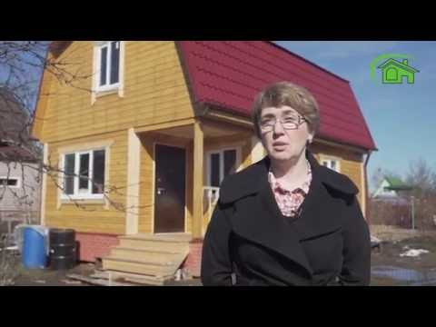 Дачные домики из бруса под ключ для вас недорого цены и