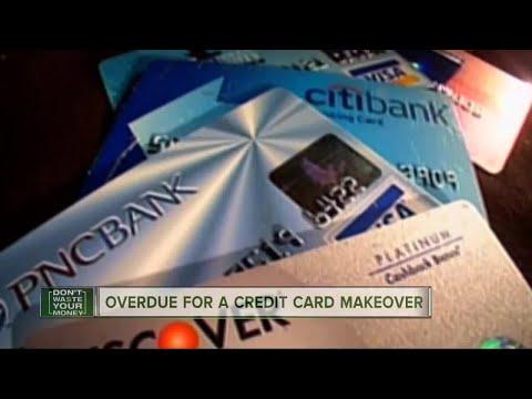 Credit card makeover can have you cashing in on cash-back rewards