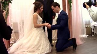 Баптистская свадьба Алексея и Ангелины Гришиных 01 09 17