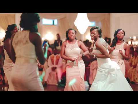Kwabena Kwabena Wedding surprise in Germany [HD]