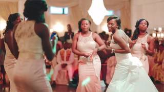 Kwabena Kwabena Wedding surprise in Germany [HD]