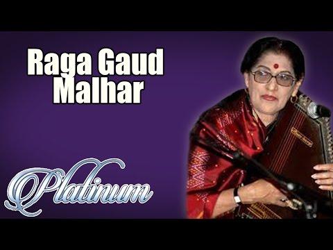 Raga Gaud Malhar | Vidushi Kishori Amonkar | ( Album: Platinum Vol 7 )