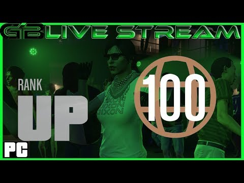 GTA Online: Claudette Rank 100