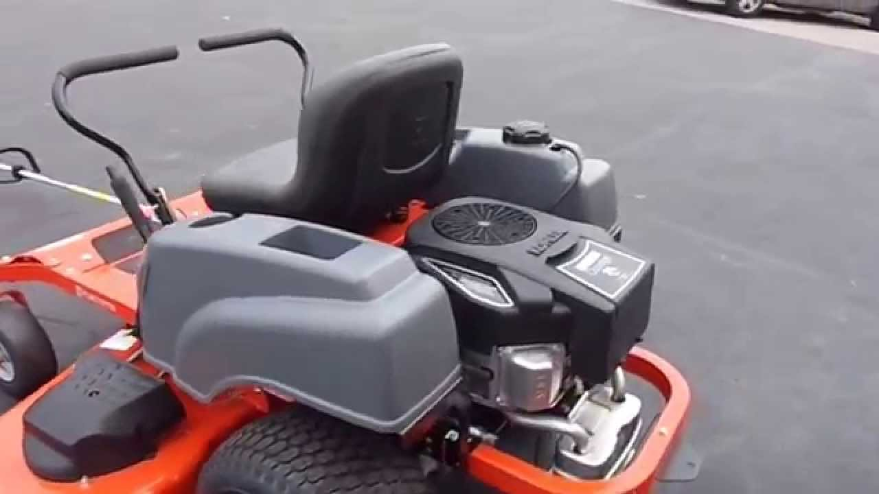 Husqvarna RZ5424 Support and Manuals