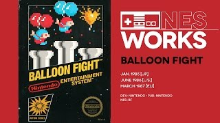 Balloon Fight retrospective: A legend in our own time | NES Works #025